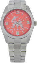 Game Time Men's Miami Marlins Elite Series Watch