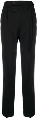Helmut Lang Classic Pleated Chinos