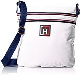 Tommy Hilfiger Nylon Flat Convertible Cross Body