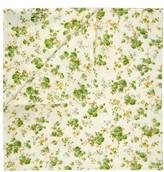 D'Ascoli Set Of Four Sophia Floral-print Napkins - Green Multi