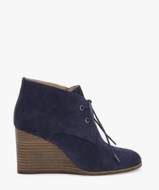 Lucky Brand Women's Shiijo In Color: Indigo Shoes Size 5 Leather From Sole Society