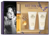 Elizabeth Taylor Elizabeth Taylor's White Diamonds 4 Pc Gift Set for Women Includes 1.7 Oz Cologne (EDT) Spray, .12 Oz Perfume (EDP), 1.7 Oz Body Lotion, and 1.7 Oz Body Wash