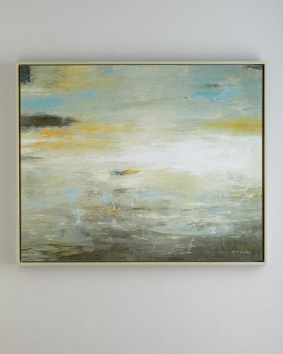 """John-Richard Collection The Quietest Moments"""" Abstract Giclee"""