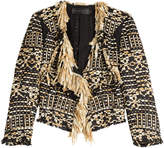 Donna Karan Tweed Jacket