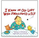 Bed Bath & Beyond I Know an Old Lady Who Swallowed a Fly Book