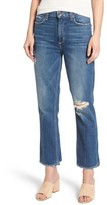 Paige Women's Vintage - Sarah High Waist Crop Straight Leg Jeans