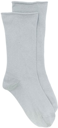 Brunello Cucinelli Cashmere-Knit Socks