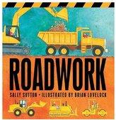 Candlewick Press Roadwork (Board Book)