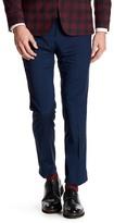 "Nick Graham Blue NY Fit Suit Separates Pant - 30-34"" Inseam"