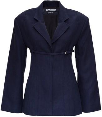 Jacquemus La Vest Sauge Jacket