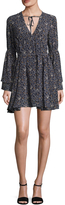 Lucca Couture Women's Gracie Bell Sleeve Dress