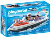 Playmobil Coastal Rescue Boat Playset - 5625