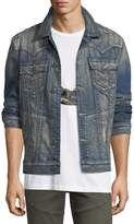 True Religion Jimmy Anniversary Denim Jacket