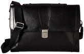 Bosca Flap Envelope Brief Briefcase Bags