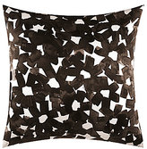 Kate Spade Lacey Daisy Inky Floral Square Pillow