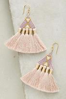 Bluma Project Tri Tassel Earrings