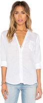 Cp Shades Sloane Solid Linen Shirt