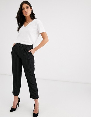 Y.A.S crop chino trouser