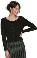 Elle Women's ELLETM Scalloped Cardigan