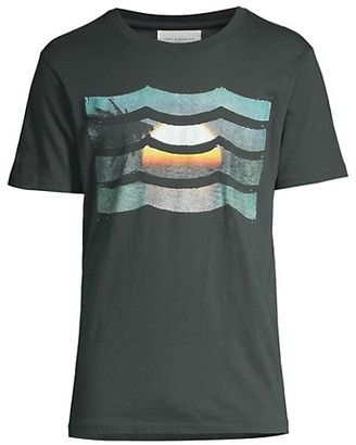 Sol Angeles Slow Fade Waves Graphic T-Shirt