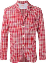 Aspesi checkered blazer - men - Cotton - S
