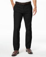 Izod Men's Flat-Front Slim-Fit Advantage Performance Cotton Pants