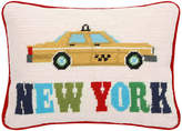 Jonathan Adler Jet Set New York Cushion