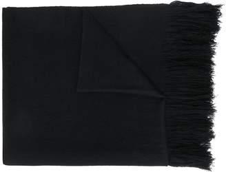 Isabel Marant cashmere oversized blanket scarf