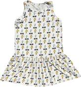 Rowdy Sprout Rock Graphic Printed Tank Dress - Size 6-12 month