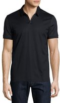 BOSS Single-Jersey Polo Shirt, Navy