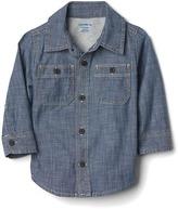 1969 Chambray Lined Shirt