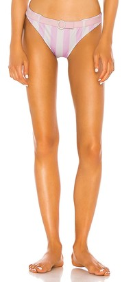 Solid & Striped Rachel Belted Bikini Bottom