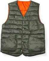 Ralph Lauren RRL Reversible Braley Down Vest