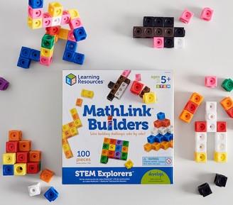 Pottery Barn Kids STEM Explorers Math Link Builders