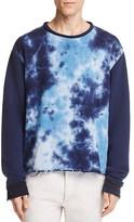 Longjourney Nash Tie Dyed Sweatshirt