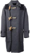 Burberry oversized duffle coat