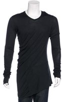 Julius Asymmetrical Longline T-Shirt w/ Tags