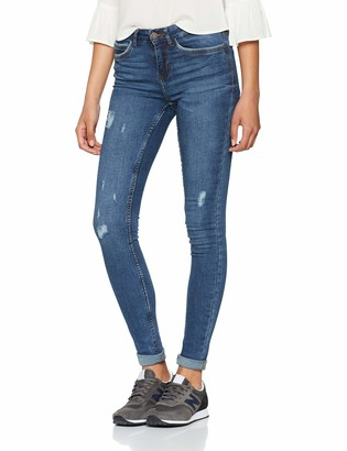 Noisy May Women's Nmlucy Nw Piping DEST Jeans Vi881mb Noos
