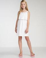 Eyelet Dress, Sizes 2-6