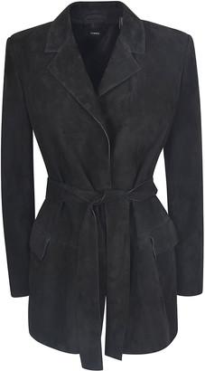 Theory Tie-waist Jacket