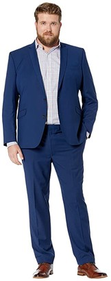 Kenneth Cole Reaction Big Tall Techni-Cole Open Bottom Suits