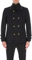 Vivienne Westwood Melton wool-blend peacoat