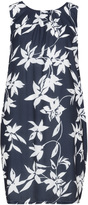 Apart Plus Size Floral summer dress