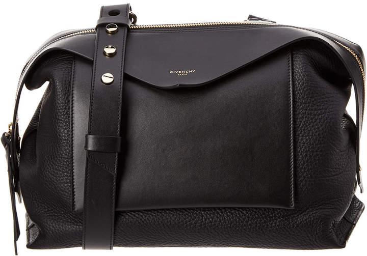 Givenchy Medium Sway Leather Satchel