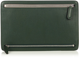 Smythson Atlas leather currency wallet