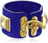 "Fallon Latch Cuff Bracelet, 6"""
