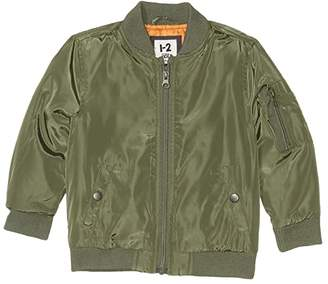Cotton On Airforce Bomber (Little Kids) (Khaki) Boy's Clothing