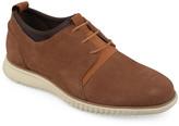 Ludlow Daxx Men's Sneakers Brown - Brown Oxford-Style Suede Sneaker - Men