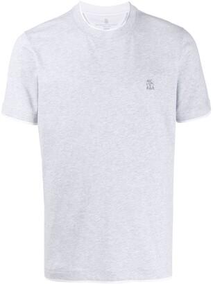 Brunello Cucinelli sport jersey T-shirt