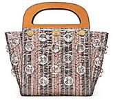 Tory Burch Jacquard Small Bermuda Bag